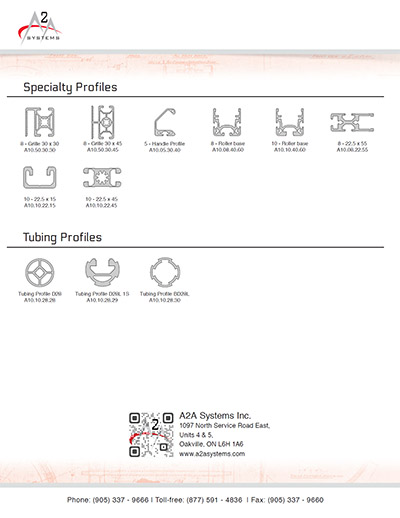 Profiles - Quick Reference Guide